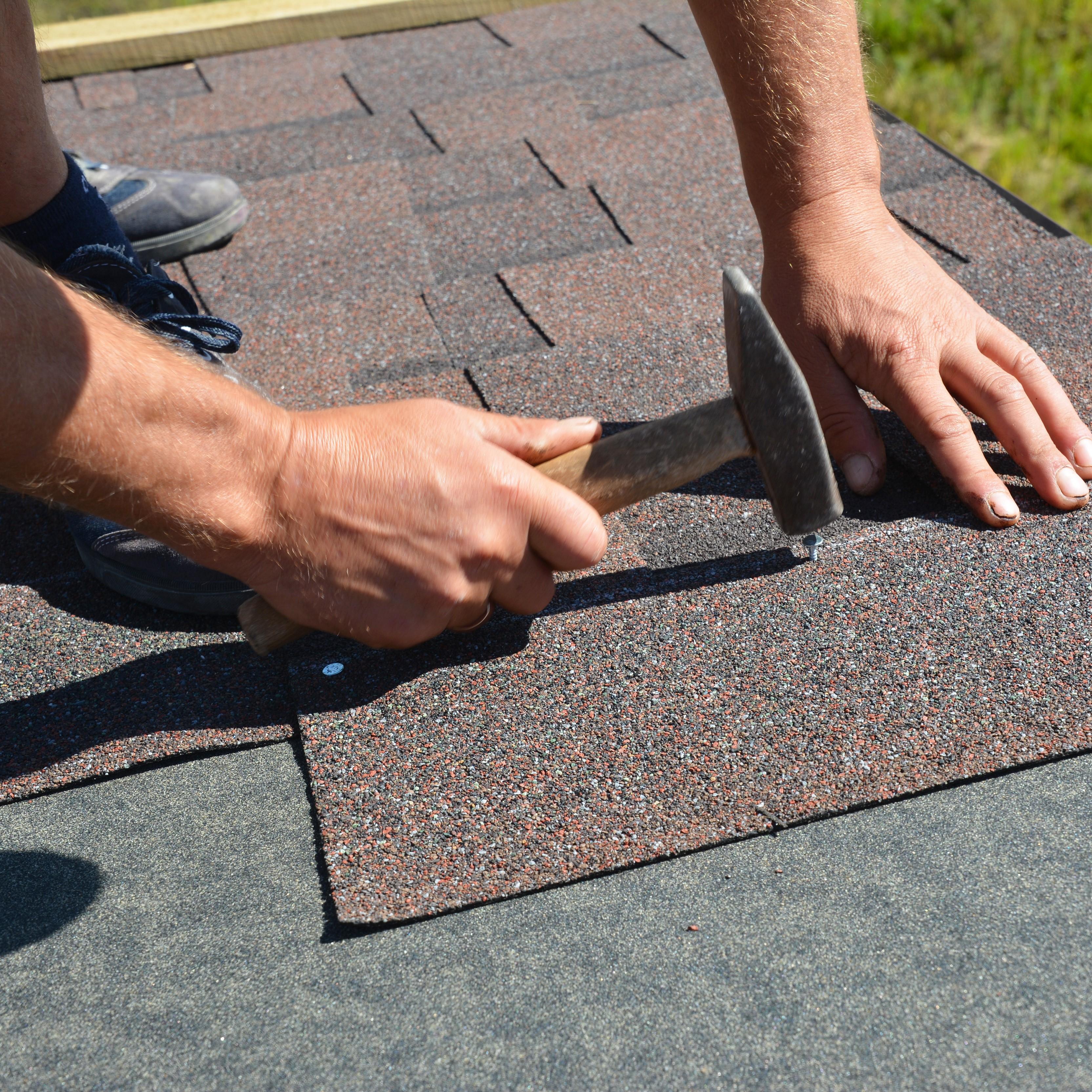 Asphalt Roof Roof Repair
